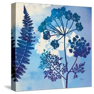 Blue Sky Garden Ii by Wild Apple Portfolio