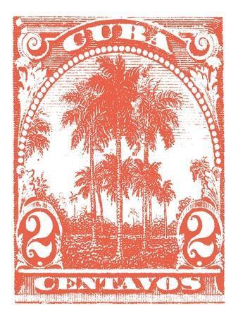 Cuba Stamp IX Bright
