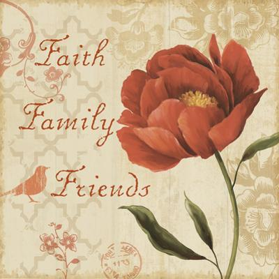Faith Family Friends by Wild Apple Portfolio