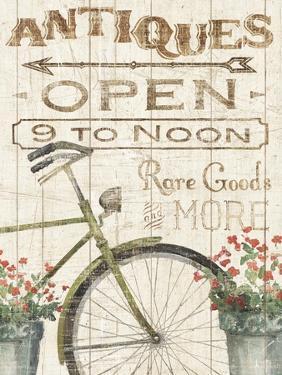 Flea Market Bike by Wild Apple Portfolio