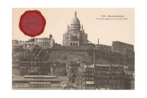 Montmartre by Wild Apple Portfolio
