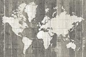 Old World Map Neutral by Wild Apple Portfolio
