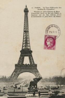Paris 1900 by Wild Apple Portfolio