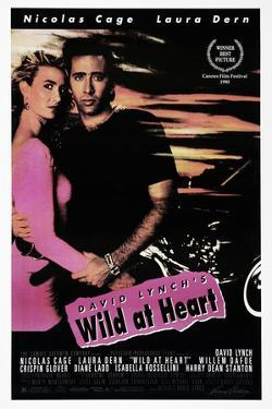 Wild at Heart, Nicolas Cage, Laura Dern, 1990. © Samuel Goldwyn Company/courtesy Everett Collection