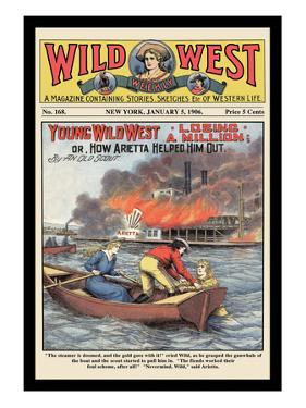 Wild West Weekly: Young Wild Wes, Losing a Million