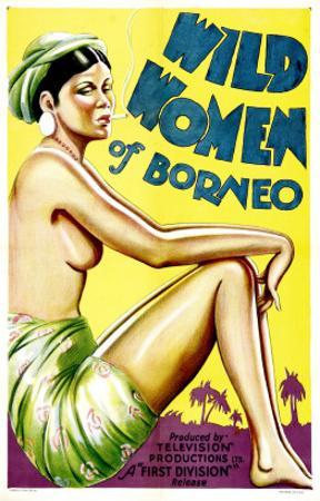 Wild Women of Borneo, 1931