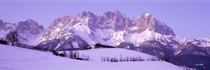 Wilder Kaiser Austrian Alps