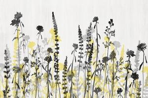 Wildflower Garden Yellow Version by Isabelle Z