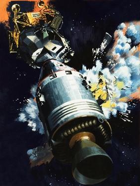 Apollo 13 by Wilf Hardy