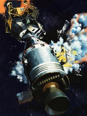 Apollo 13 by Wilf Hardy