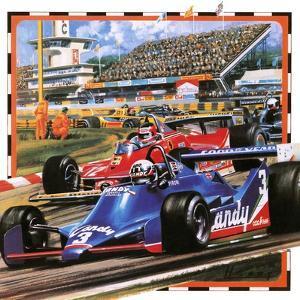 Grand Prix Racing by Wilf Hardy