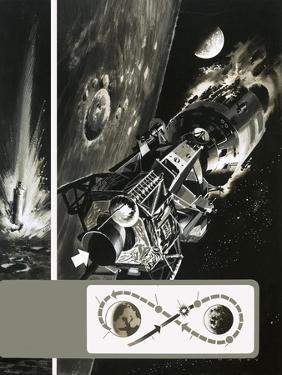The Apollo 13 Mission by Wilf Hardy