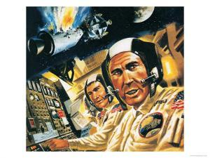 We Have a Problem Here! What Went Wrong with Apollo 13 by Wilf Hardy