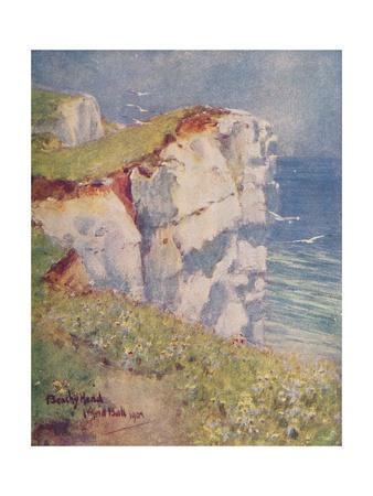 'Beachy Head', 1910