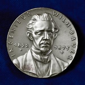 Wilhelm Bauer (1822-187), German Inventor and Pioneer Builder of Submarines