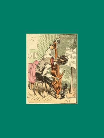 Schnaken and Schnurren by Wilhelm Busch