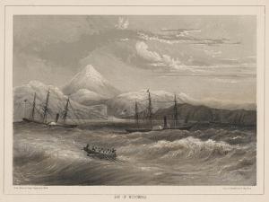 Bay of Wodowara, 1855 by Wilhelm Joseph Heine