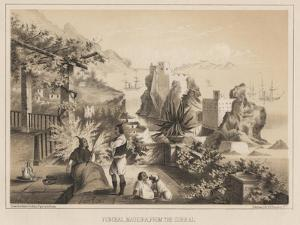 Funchal, Madeira, from the Curral, 1885 by Wilhelm Joseph Heine