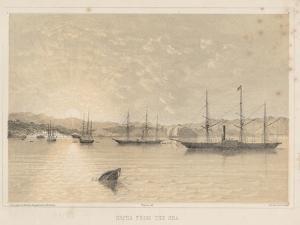 Napha from the Sea, 1855 by Wilhelm Joseph Heine