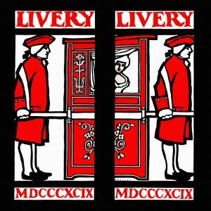 Livery, Mdcccxcix by Will Bradley