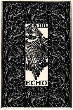 The Echo, Chicago, April 15, 1896 by Will Bradley