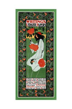 Whiting's Ledger Papers by Will Bradley