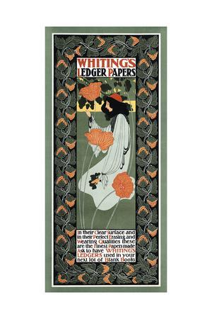 Whitings Ledger Papers