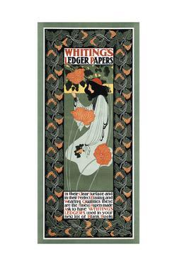 Whitings Ledger Papers by Will Bradley