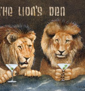 Lions Den by Will Bullas