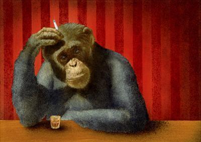 Monkey Bars II by Will Bullas