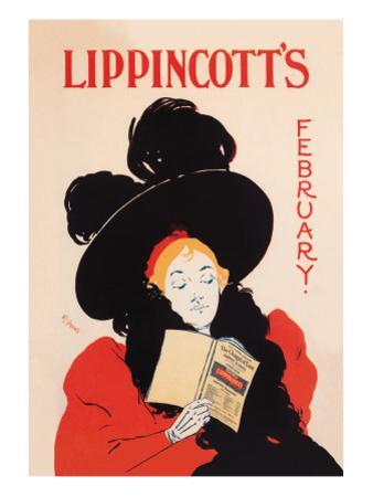 Lippincott's, February 1895