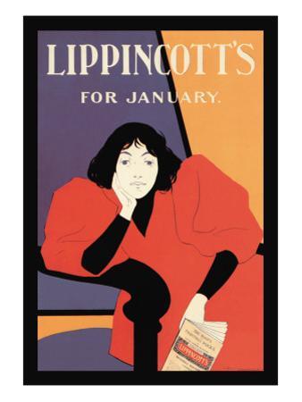 Lippincott's, January 1895