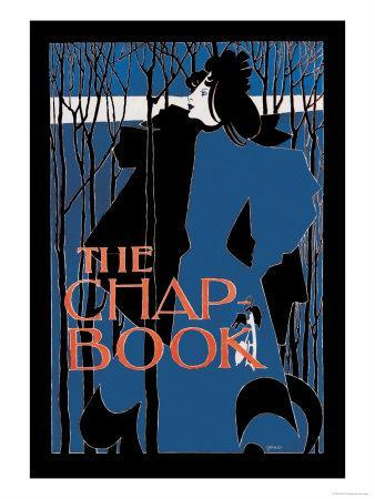 """The Chap Book: """"Blue Lady"""""""""""""""