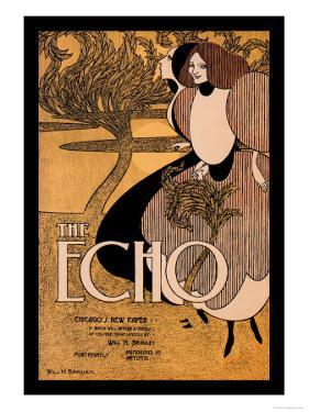 The Echo by Will H. Bradley
