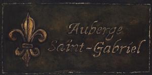 Auberge Saint-Gabriel by Will Rafuse