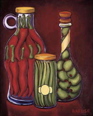 Fancy Oils III by Will Rafuse
