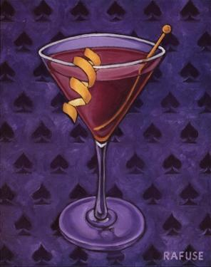 Martini Royale - Spades by Will Rafuse