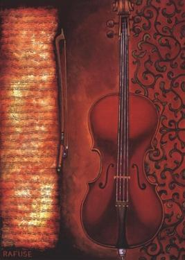 Red Cello by Will Rafuse