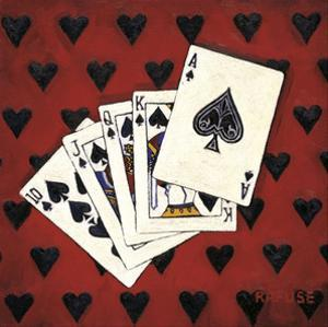 Royal Flush by Will Rafuse