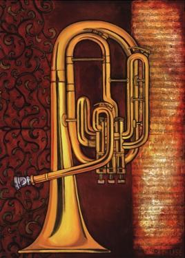 Tenor Horn by Will Rafuse
