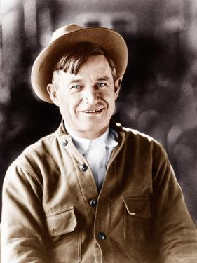 Will Rogers, ca. early 1930s