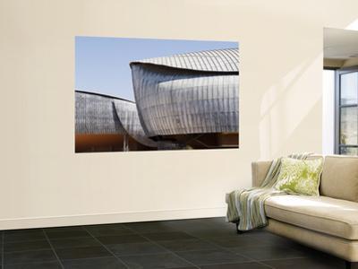 Auditorium Parco Della Musica, Villa Borghese Area. Architect Renzo Piano Building Worksho