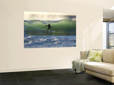 Surfing at Kalbarri