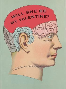 Will She Be My Valentine, Phrenology