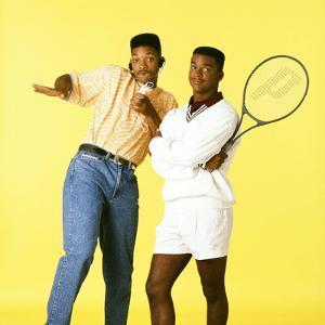 """WILL SMITH; ALFONSO RIBEIRO. """"THE FRESH PRINCE OF BEL-AIR"""" [1990], directed by ALFONSO RIBEIRO."""