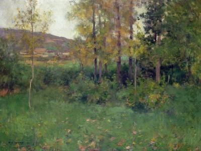 Spring Landscape, Giverny, 1887