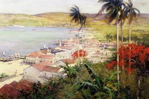 The Landing, 1904 by Willard Leroy Metcalf