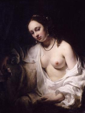 Bathsheba with King David's Letter, 1654 by Willem Drost