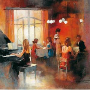 Rendezvous I by Willem Haenraets