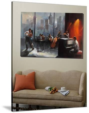 Room with a View I by Willem Haenraets